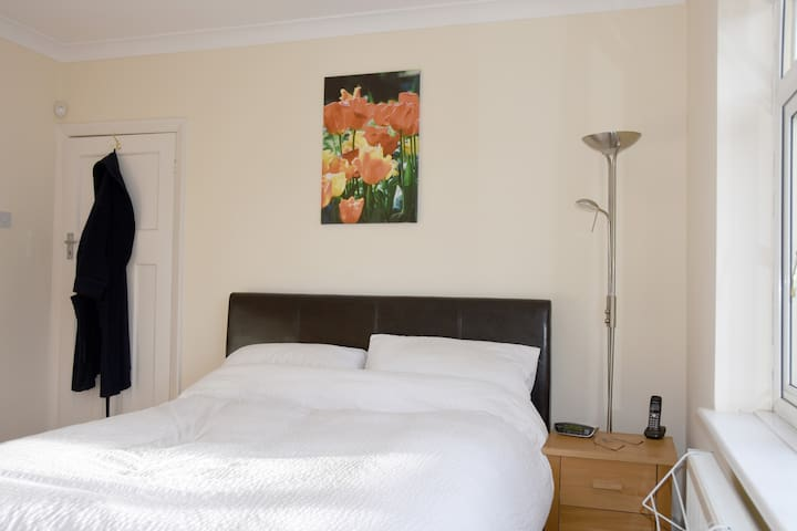 Large double room on Central Line - London - House