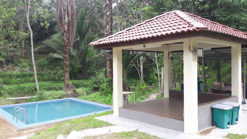 Eco Berembun @ Malaysia 3 ecoChalet package