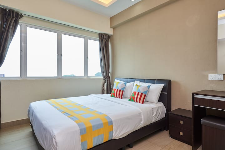 Conventional 2BR Home, Penang-Island(Trending!)
