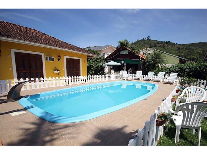 Pousada Jardim Porto Belo - Triple Suite