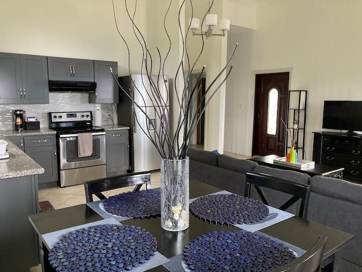 Private Executive Apartment 2 Bd W/ Jacuzzi & A/C