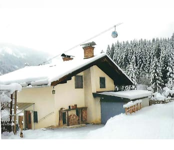 Holiday House In The Mountains (Next To Gondola) - Auffach - ゲストハウス