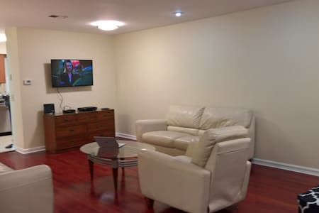 Beautiful super clean 2BHK townhouse New Brunswick - Új-Brunswick - Lakás
