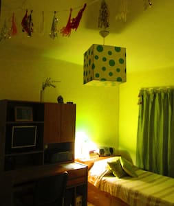 confortabl afforadabl room near shopng area&nature - Guaymallén
