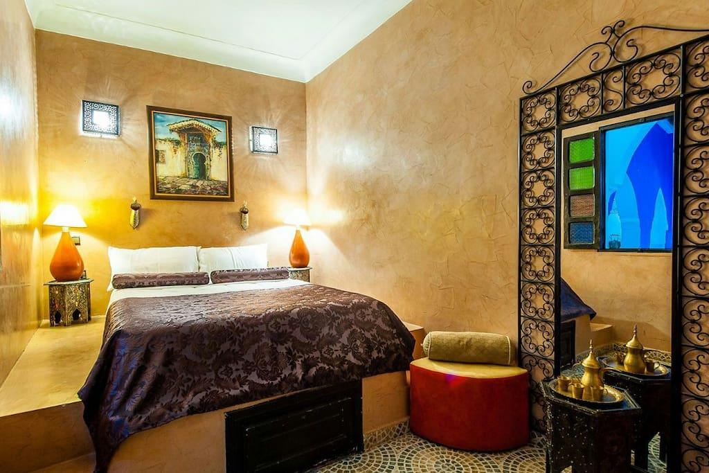 Belle chambre Sultana
