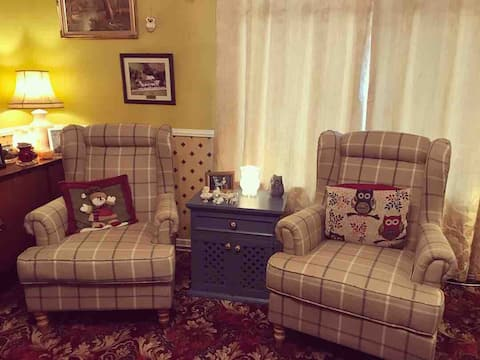 Dohyle Moors room 2 B&B