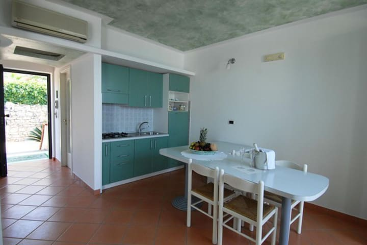 Lovely Apartment in Villammare with Terrace