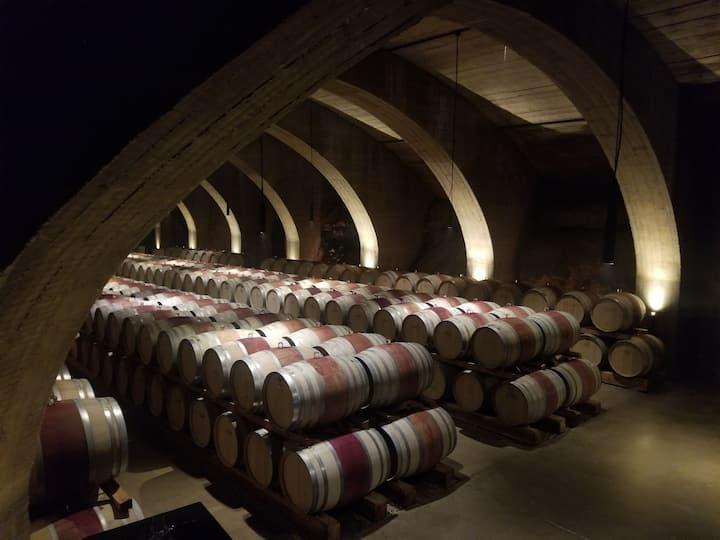 westside wine route. ground level ease