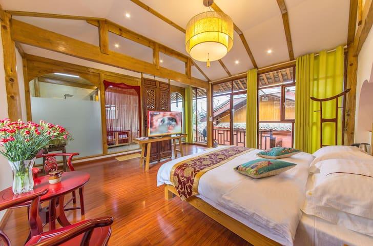 情定丽江精品客栈(Qing ding Lijiang inn) - Lijiang - Hotel boutique