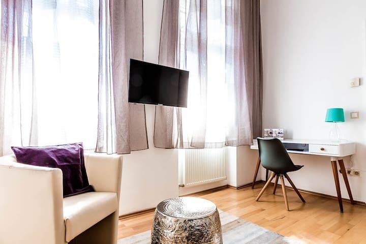 Pleasant Apartment für 2 Personen