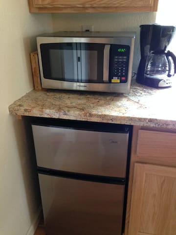 New Appliances, Dishes and Cookware