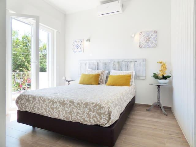 Quarto duplo ou twin - Cascais Riviera villa