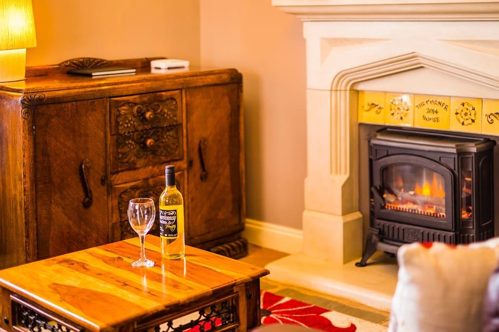 Mmmm, cozy nights in - yes please!