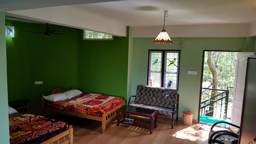 WILDWAYS MUDUMALAI HOMESTAYS