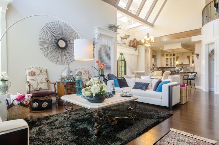 surrey whiterock grace guesthouse - Surrey - Casa