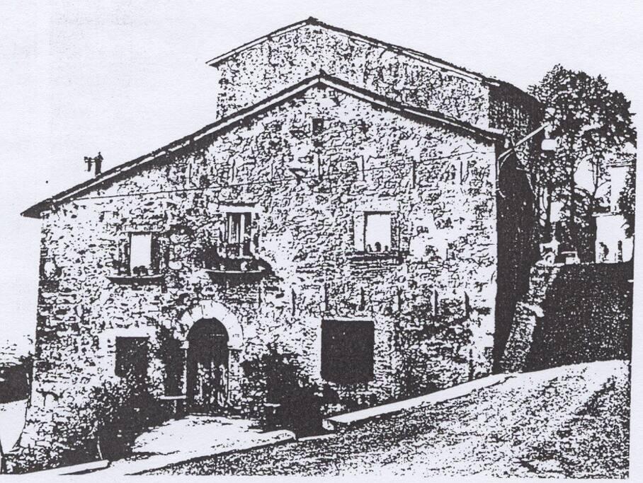 Immagine storica della casa