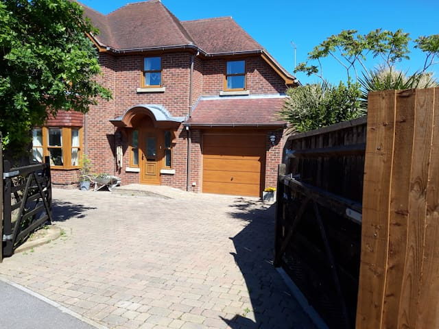 Solent Gate with a twist of luxury and fun.