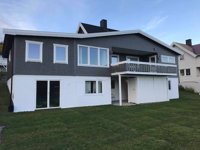 Perfect apartment for whale safari at Skjervøy!