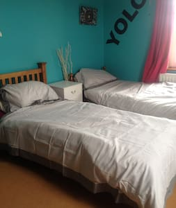 Twin Room Ensuite In Ennis - Ennis