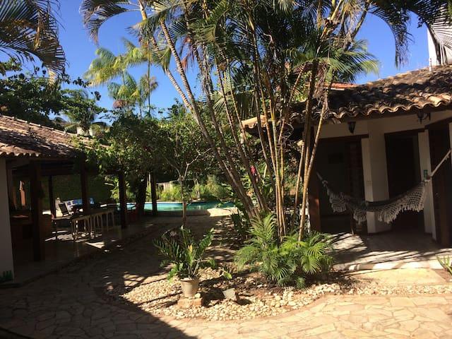 Bangalô em praia paradisíaca - Maceió - บ้าน