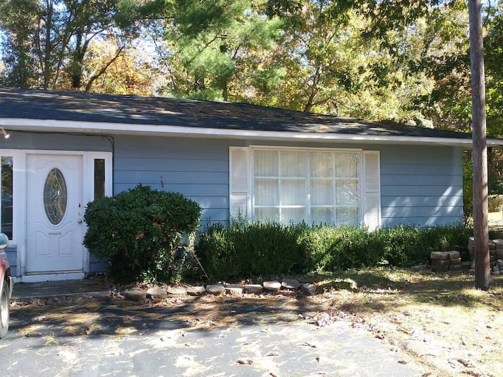 Cozy 1 BR Retreat near Tansi and Fairfield Glade