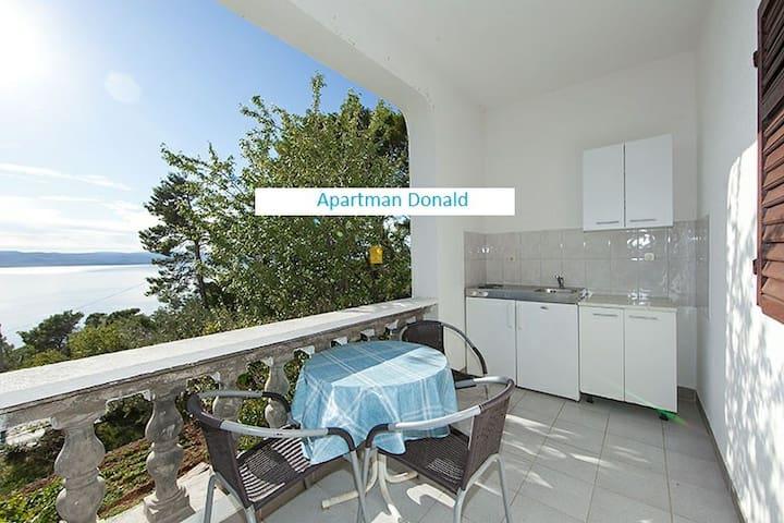 Apartman Donald