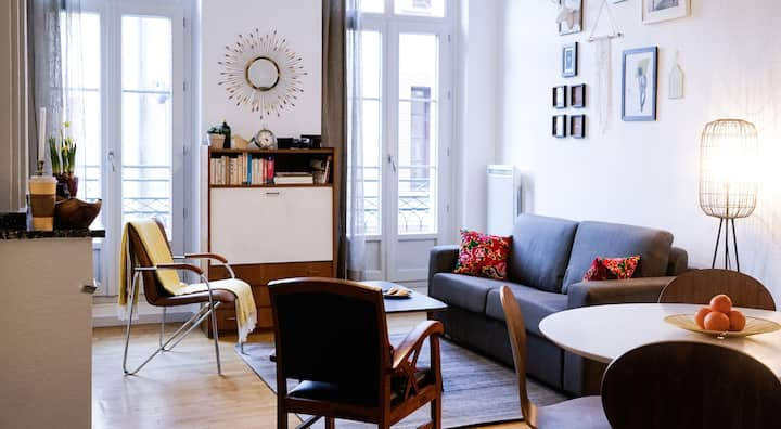 Appartement Capitole, Quais Garonne
