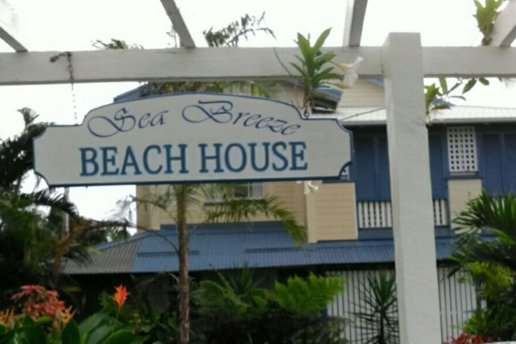 Welcome to Sea Breeze Beach House