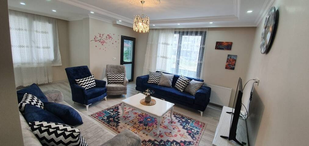Modern Istanbul flat 3+1