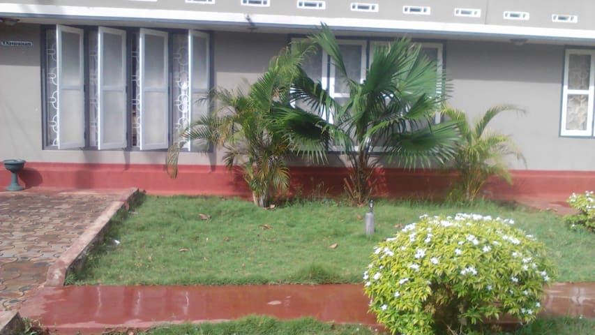 Holiday home/ private rooms for rental in Jaffna