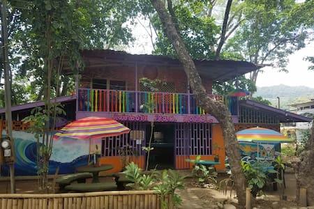 Rainbow Beach House, Love lives here, welcome all