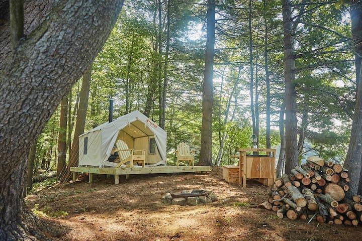 Tentrr - Slippery Rock Trails, LLC