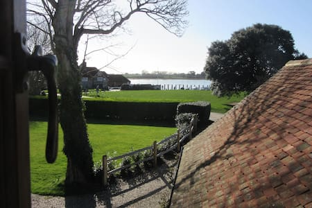 Bosham Quay - Heart of the Village