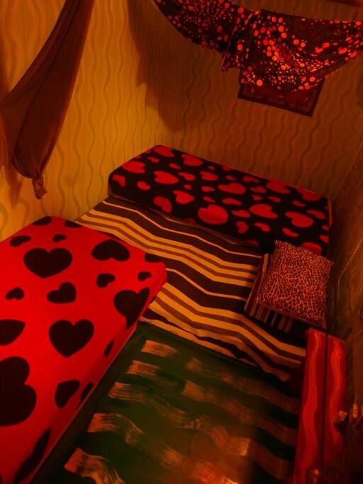 1樓4床房間1F 4beds room