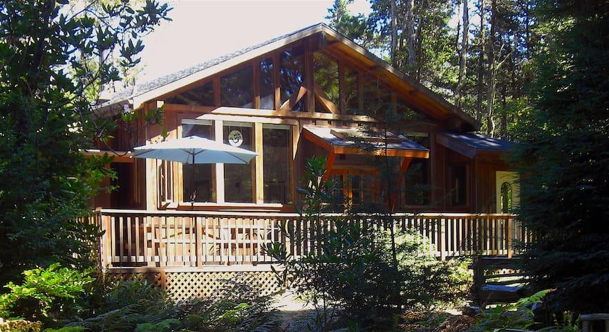 Mendocino Hideaway Cottage