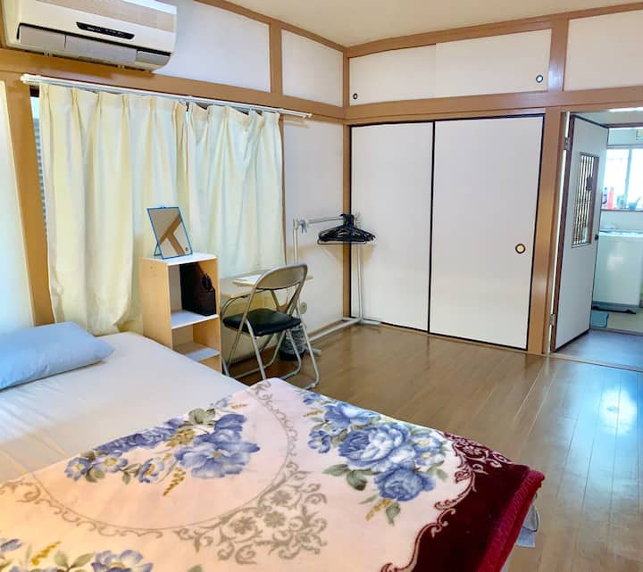 PRIVATE ROOM in KOENJI AREA / LONG TERM STAY OK!