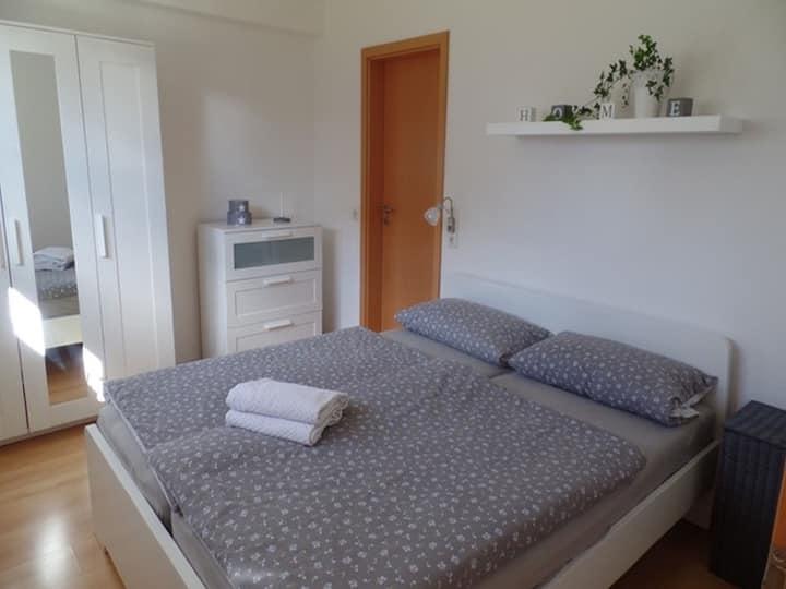 Ferienwohnung Familie Igel, (Horgenzell), Ferienwohnung Igel, 46 qm, 1 Schlafzimmer, max. 4 Personen