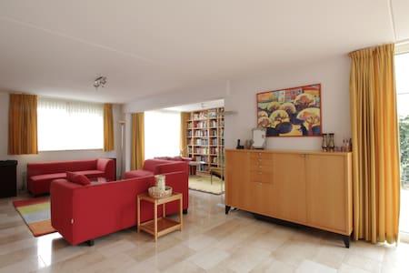 Zonnige kamer met groot dakterras - Den Haag