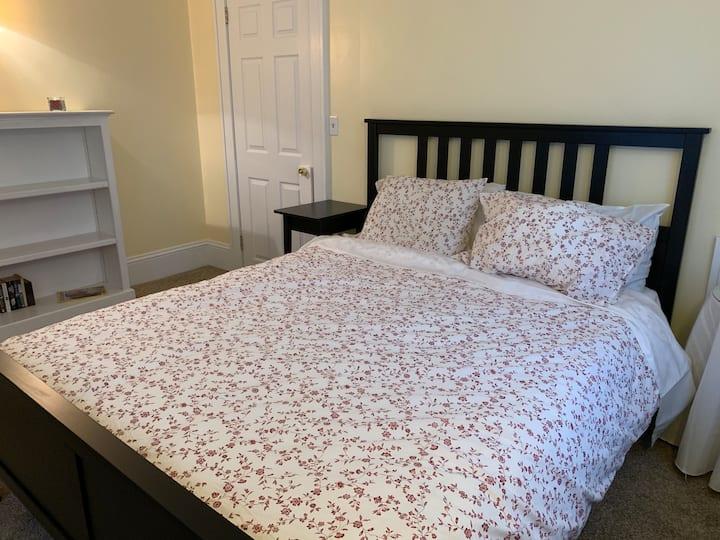 Clean, Convenient & Comfortable downtown apartment