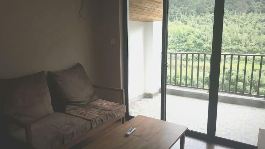 #杭州桐庐#芦茨湾旁边现代化舒适客房 景区内度假小屋 - Hangzhou - Apartment