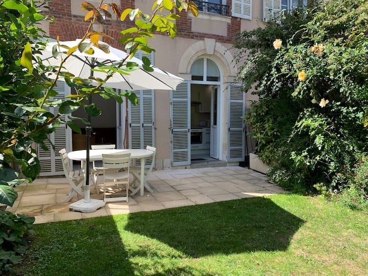 Les Jardins Notre Dame - 4 pers -