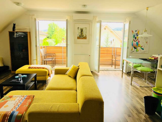 Comfortable Bambi apartment near Ljubljana