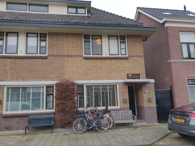 Gezellige woning in het centrum van Maarssen