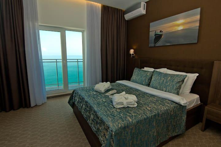 Sky Inn Hotel -Deluxe Room