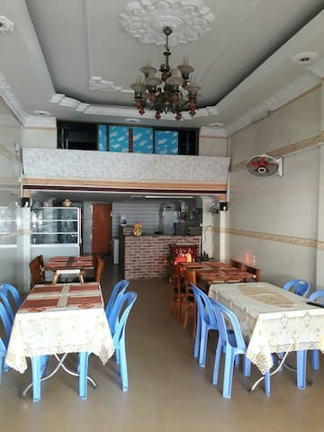 Dinning/Lobby/counter - Kampong Chhnang Province - Appartement