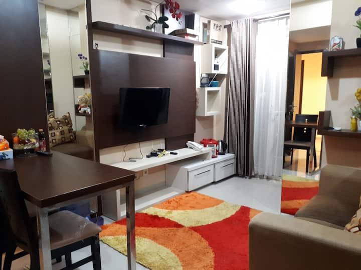 Apartment papilio tamansari surabaya