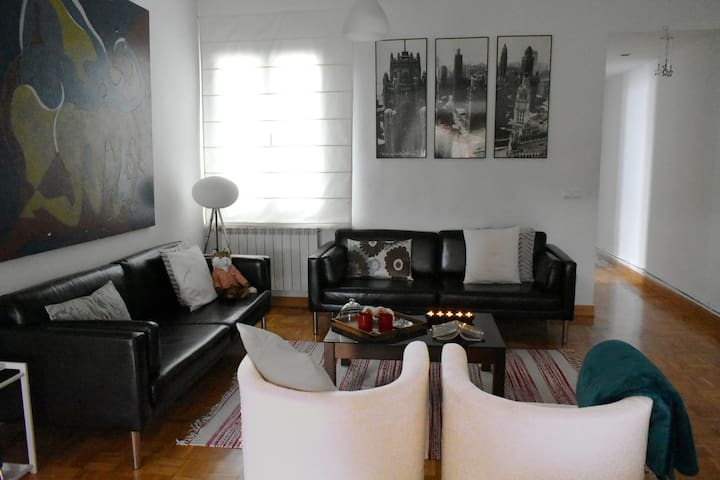 Comfortable & cosy flat in historical center :)