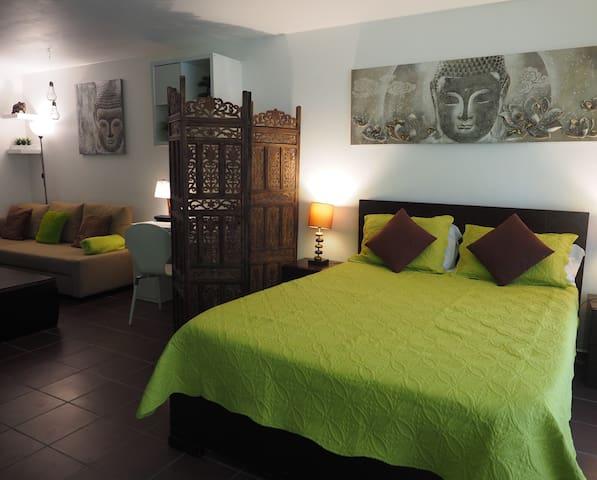 DELUXE STUDIO NEAR ORIENT BAY - Cul de Sac - Apartament