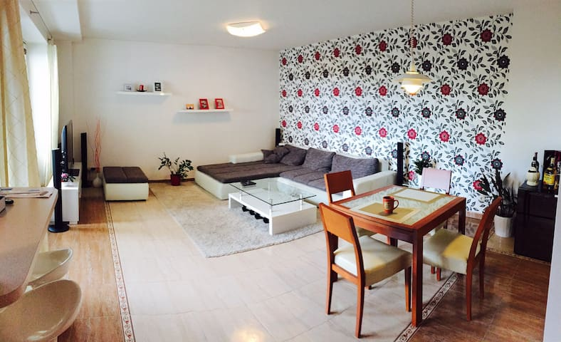 Feel like at home. With spacious terrace. - Olomouc - Apartment