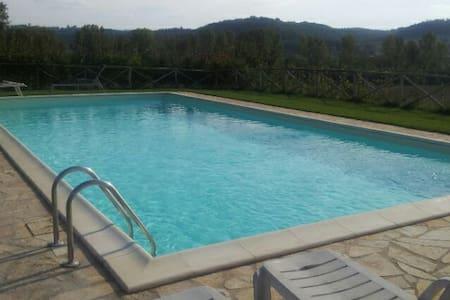 Villetta con piscina San Gimignano - Barberino Val d'Elsa